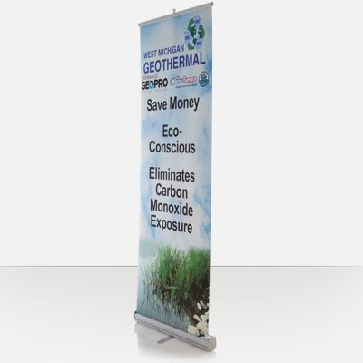 Heavy Duty Banner Stand